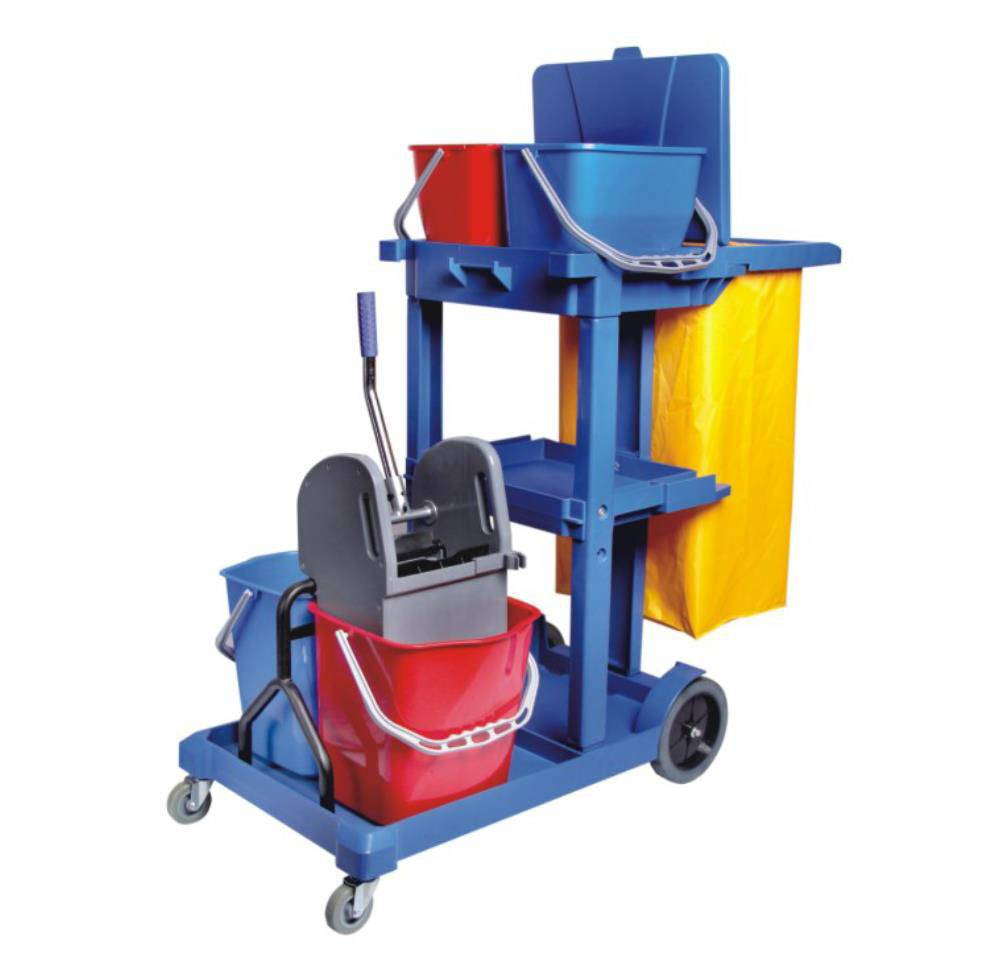 Janitor Cart-D011-1 Featured Image