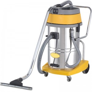 60L Stainless Steel Vacuum Cleaner with Tilt AS60
