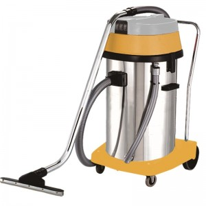 60L Stainless Steel Vacuum Cleaner With 3 Motor AS60-3