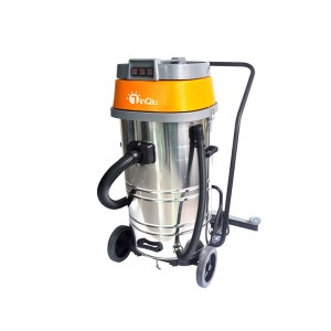 70L/80L Wet and Dry Vacuum Cleaner with squeegee H6006  H6007