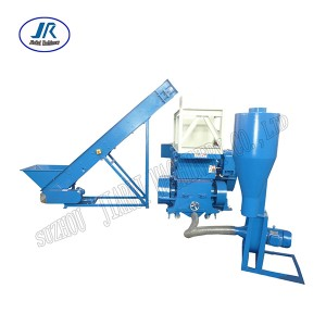 Shredder&Crusher all-in-one machine