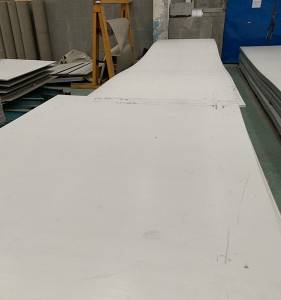 NO.1 stainless steel plate 304  316 309s 310s 321
