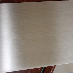 NO.4 brushed HL 304 316 304L 316L 309 321 stainless steel sheet stainless steel plate