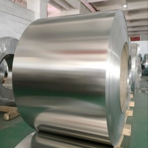 Hot Rolled Cold Rolled Stainless Steel Coil
