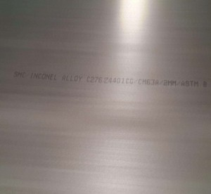 Nickel Alloy Plate/sheet inconel 600 601 625 X-750 718 825
