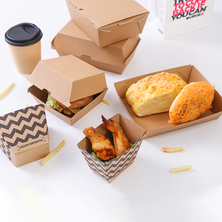 Corrugated food box Featured Image