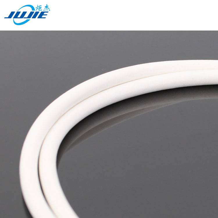 high temperature silicone grey foam tubes for led