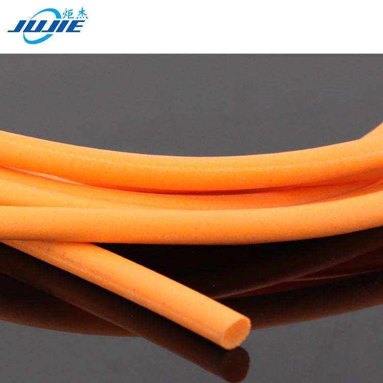 beautiful square heat resistant silicone foam rubber gasket for sealing