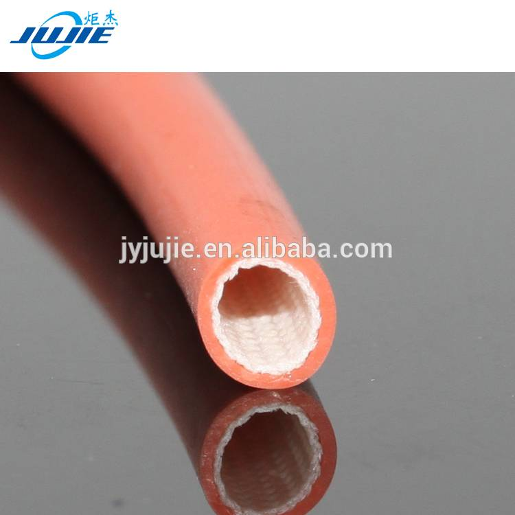 coated fiberglass braided heat resistant tubing