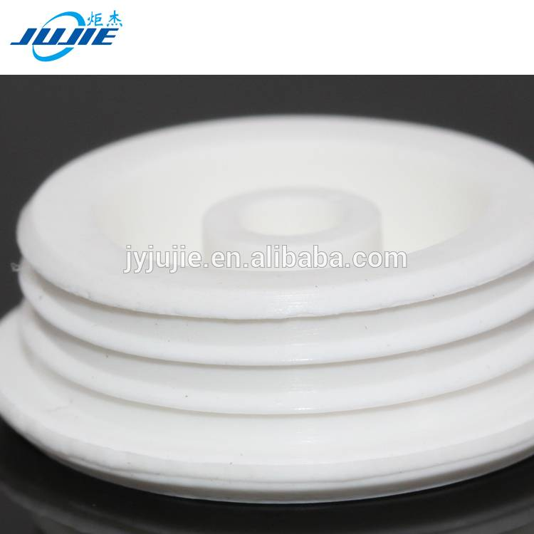 flexible silicone band heater with cable heating element sealed