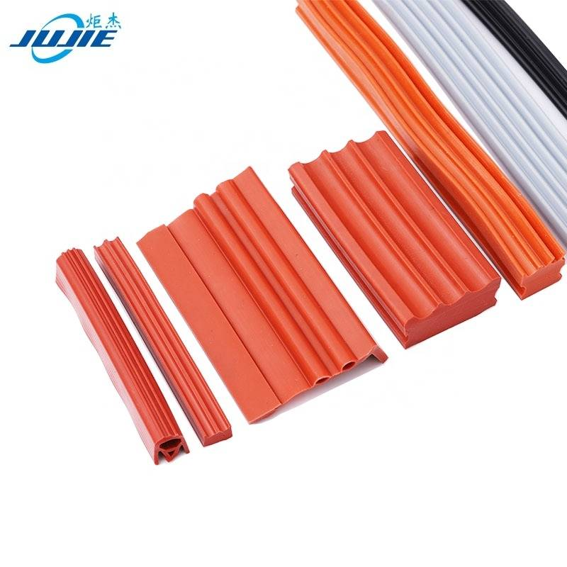 Hot selling eco-friendly Used for sealing or cushioning  silicone rubber foam hose tube