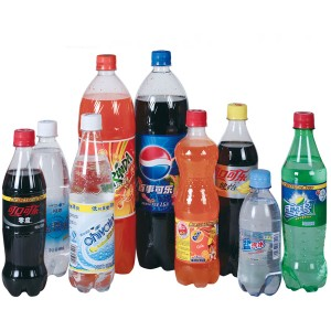 Carbonated beverage and soda drink prodution machine