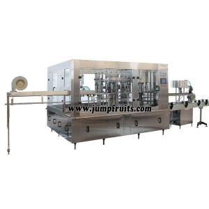 Pure water prodution machine