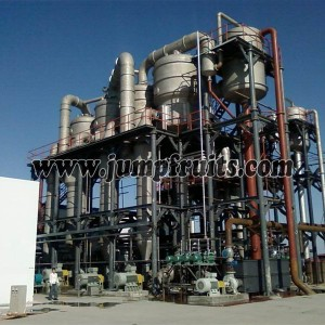 Tomato paste, chili sauce processing machine and production line