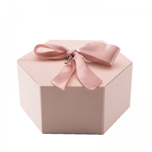 Wholesale custom flower round gift cardboard boxes with lids