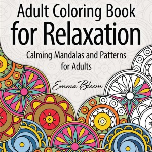 Colouring Book Printing For Adult Relaxation