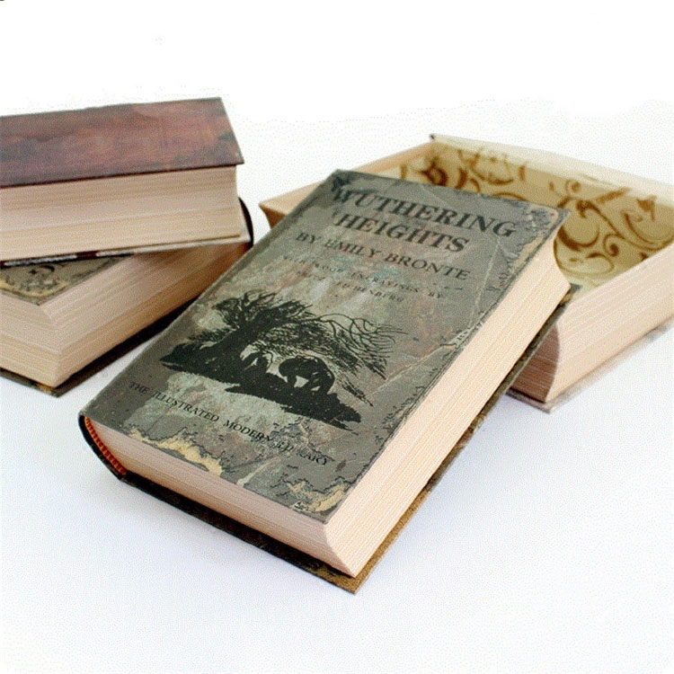 Custom Book Shaped Box Printing Service In China Featured Image