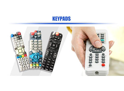 REMOTE CONTROL FOR CONSUMER ELECTRONIC DEVICES