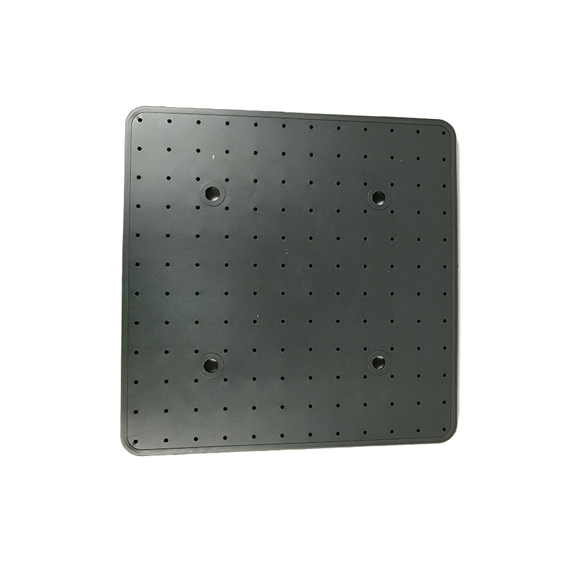 Dark-Grey Square Shower Silicone Gasket – front Featured Image