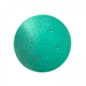 Green Round Shower Silicone Gasket