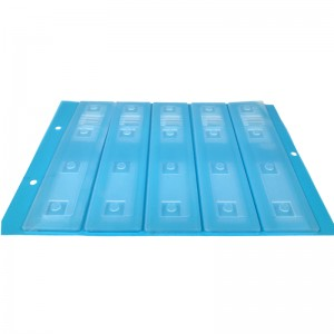 Clear Silicone Keypad with 3M Adhesive