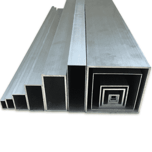 Aluminum alloy square tube