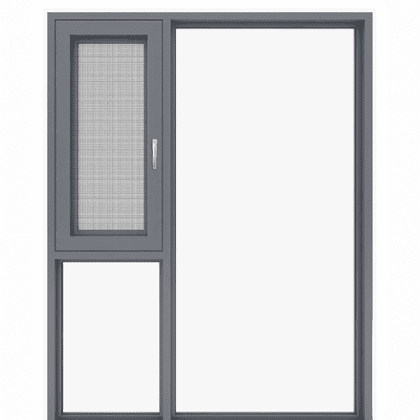 Aluminum doors and windows Featured Image