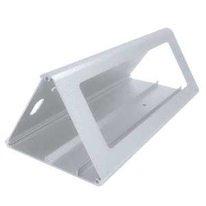 Triangular aluminum profile