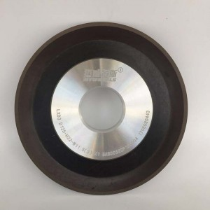 diamond grinding wheels for TCT carbide saw blades  face for vollmer