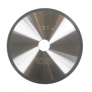 diamond & cbn grinding wheel for Carbide Rod Cutting