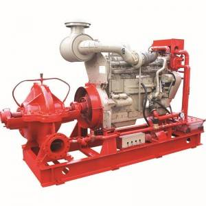 Diesel Firefighting Pump
