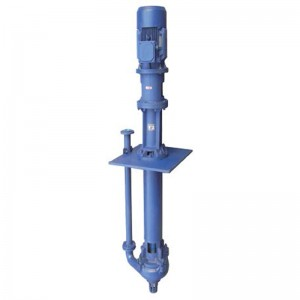 KZJXL Series Submerged Slurry Pumps
