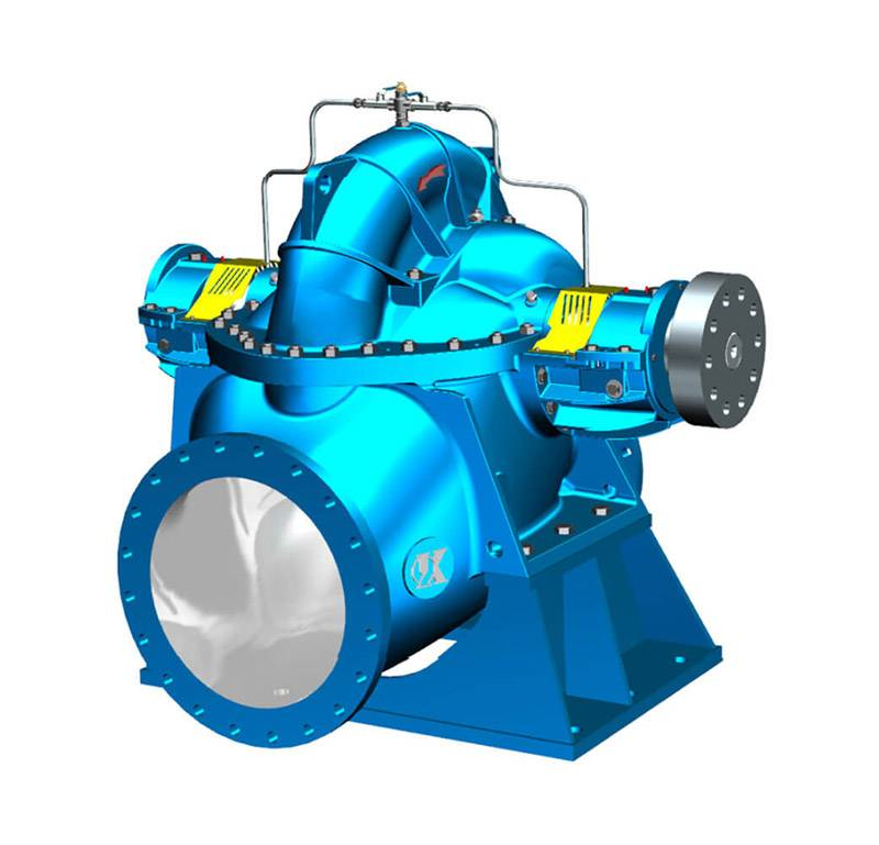 KQSN Split Case Pump Featured Image