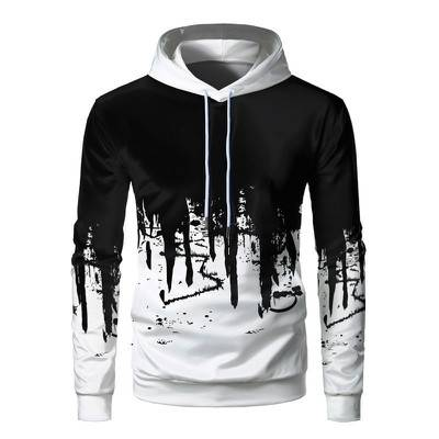 New Men Women  Sweatshirt 3D Print Fashion  Long Sleeve Hip Hop Street Pullover Featured Image