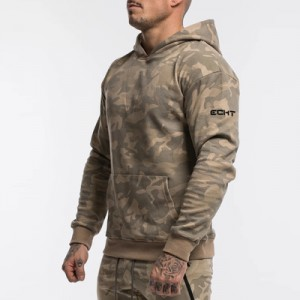 Camouflage Hoodies Men 2020 New Fashion Sweatshirt Male Camo Hoody Hip Autumn Winter Military Hoodie Mens Clothing US/EUR Size