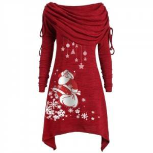 Women Spring Dress Long Sleeve Loose Casual  Plus Size Dress Retro Ladies Pocket  Midi Dresses