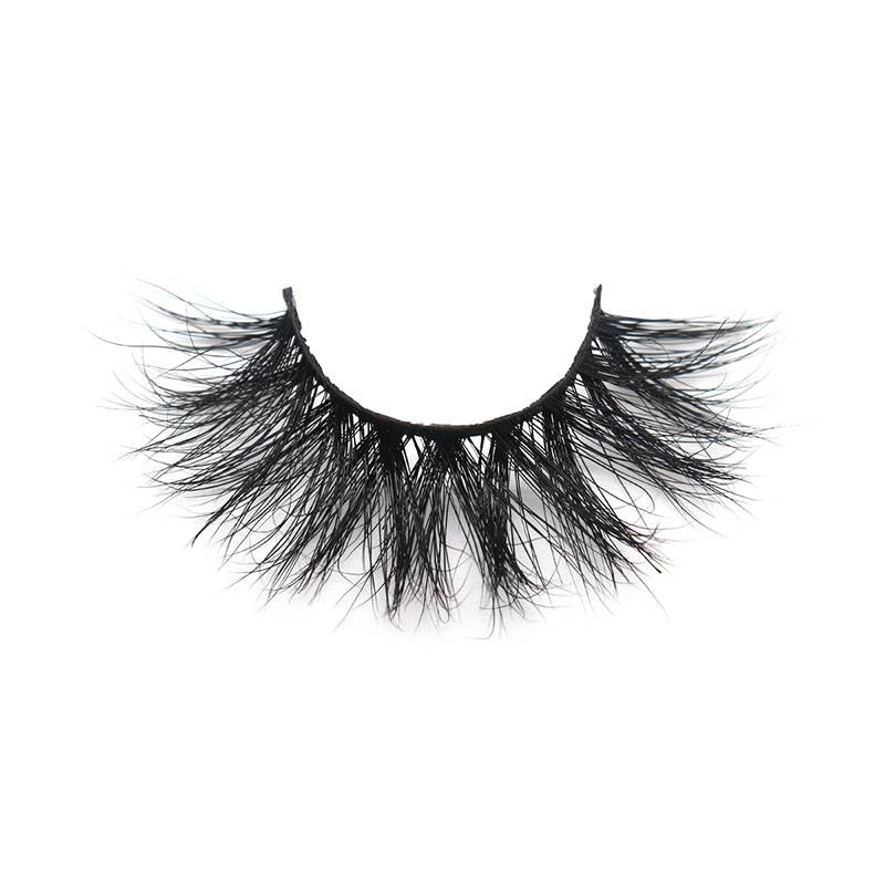 Wholesale Private Label 100% Handmade Cruelty Free 3D Mink Eyelashes Vendor