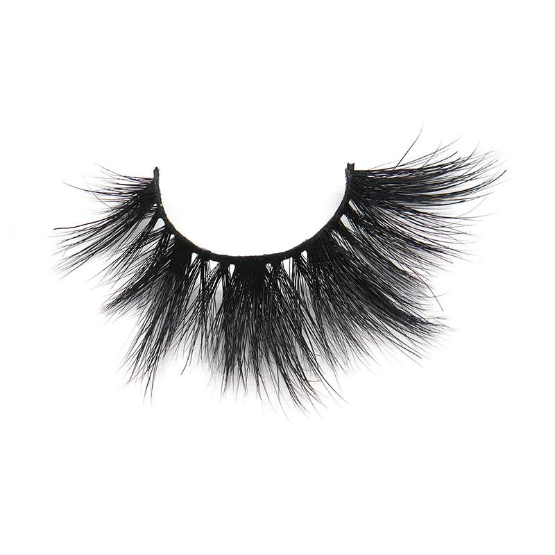 3D Mink Eyelashes Handmade Natural Look Reusable False Lashes