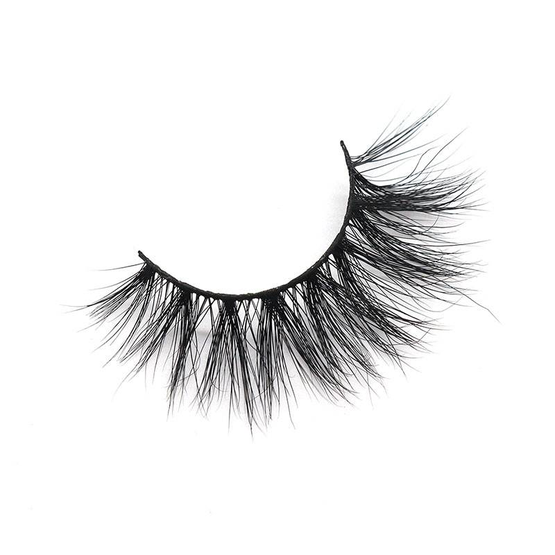 Bulk Eye Lashes Waterproof Reusable Classic 3d Mink False Eyelashes Vendor