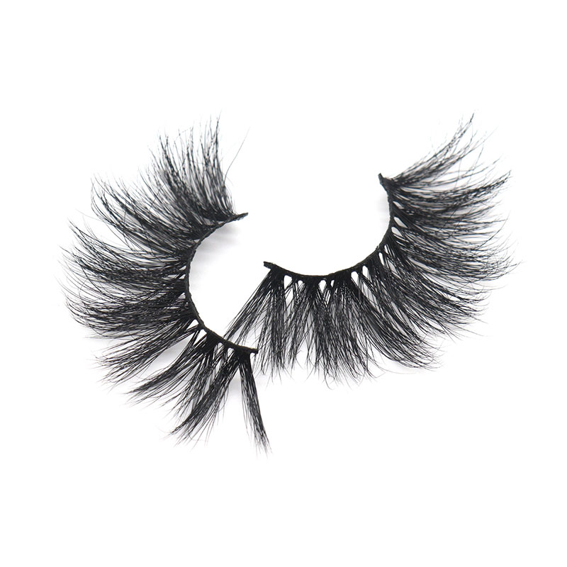 Lash Vendors Custom Private Label Bulk 25mm 3d Mink False Lashes