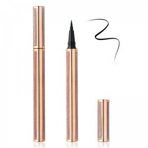 Private Label Resuable Waterproof Long-lasting Black Liquid Eyeliner