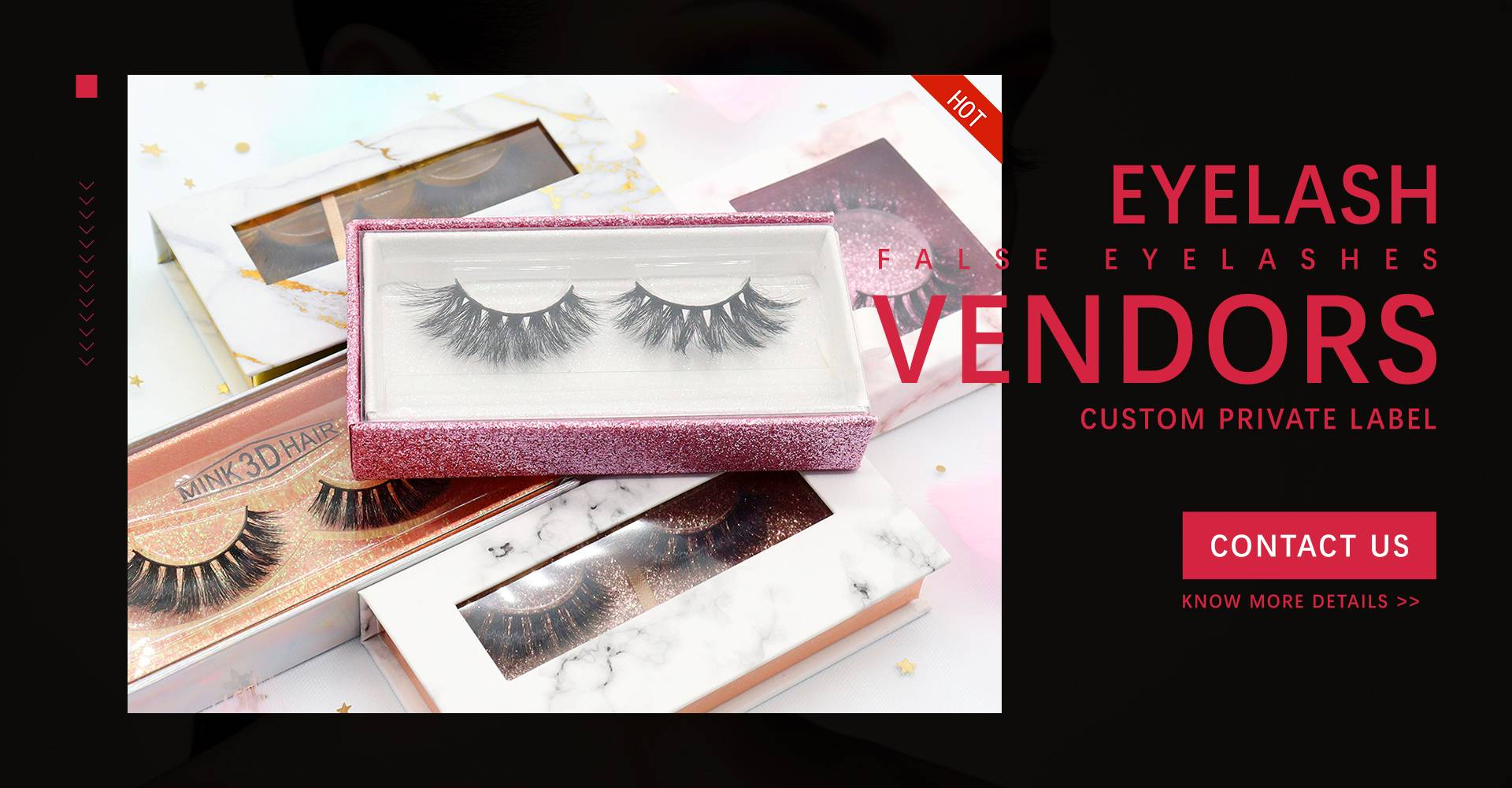 false eyelashes vendors