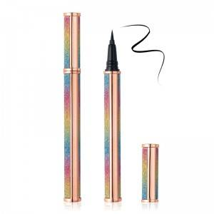 Wholesale Self Adhesive Magic Long-lasting Waterproof Black Eyeliner Liquid Pen