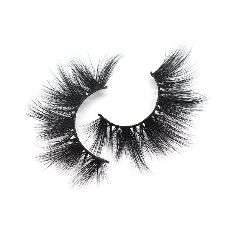 3D Mink Eyelashes Handmade Natural Look Reusable False Lashes Featured Image