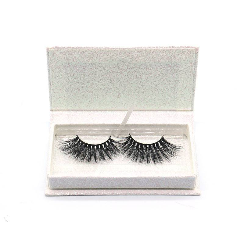 China Factory Bulk 3d Eye Lashes Wholesale 25mm Mink Strip Lashes