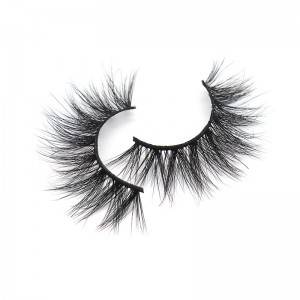 False Eyelashes Manufacturer Wholesale Private Label Makeup 3D Mink Lashes Vendor
