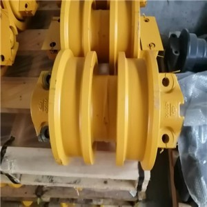 Shantui 160  track roller factory best selling