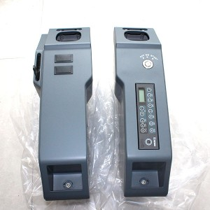 GSeries left and right armrest box assembly