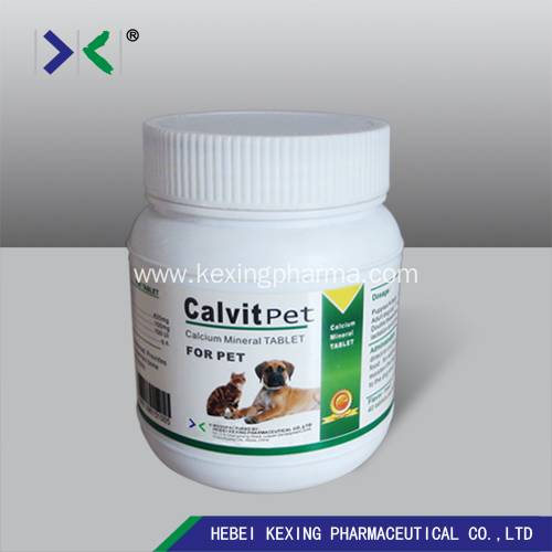 Pet/Animal Calcium 2g Tablet Featured Image