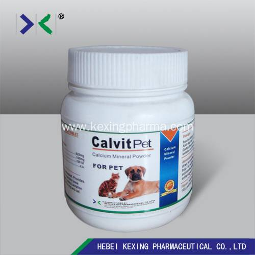 Pet Calcium Carbonate Premix 100g